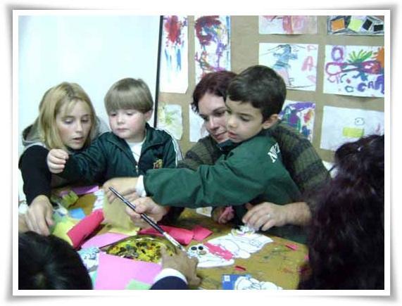nivel inicial y primaria visita de narradores nivel inicial día